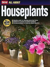 Ortho Books - All About Houseplants (2011) - Used - Trade Paper (Paperback)