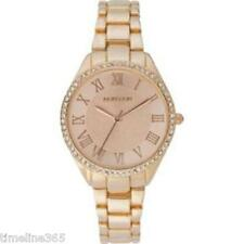 Monsoon Ladies Crystal Set Rose Gold Plated Bracelet Watch MO4003
