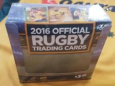 2016 Tap N Play Rugby ARU Wallabies Sealed Box Trading Cards