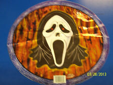 "RARE Scream Movie Ghost Face Halloween Party Decoration Foil 18"" Mylar Balloon"