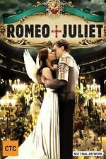 Romeo and Juliet (1996) (Music Edition) NEW R4 DVD