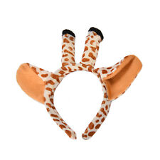 *NEW* Giraffe Headband With Ears - Dress ups Costume Xmas Party