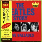 The Beatles Story: LOVE BALLADES mini LP Japan 20-track CD Sealed w/OBI Strip