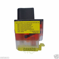1 Yellow LC41 Compatible ink cartridge for Brother MFC-210C MFC-420CN MFC-620CN