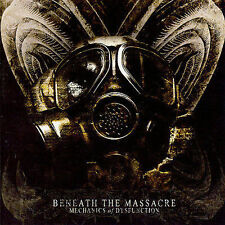Beneath The Massacre : Mechanics of Dysfunction CD (2007)