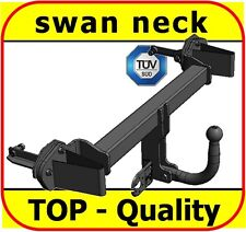 Towbar Tow Hitch BMW 3 series E46 Saloon Coupe 1998 to 2005 / swan neck Tow Ball