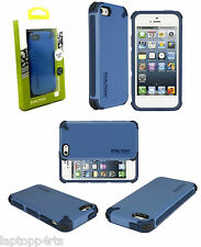 PureGear DualTek ShockProof Case Cover for iPhone 5s 5 SE + Screen Protector NEW