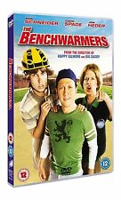 The Benchwarmers DVD Rob Schneider David New and Sealed Original UK Release R2