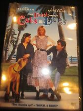 THE TRUTH ABOUT CATS AND DOGS USED DVD UMA THURMA JANEANE GAROFALO