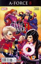 A-Force #8   NEW!!!