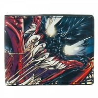 AWESOME MARVEL'S THE AMAZING SPIDER-MAN VENOM ALL OVER PRINT WALLET *BRAND NEW*