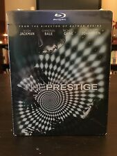 The Prestige On Blu-Ray- Brand New- Italian Packaging