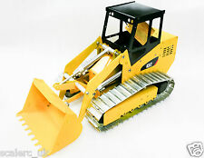 1/12 Full Metal Hydraulic Track Loader(Finished Product)