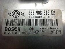TUNED !!! VW PASSAT ECU 1.9TDI 101 AVB 038906019EB IMMO OFF PLUG&PLAY