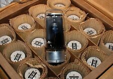 2 x GM-70 GM70 RCA 845 AUDIO TRIODE GRAPHITE PLATE TUBES NEW NOS