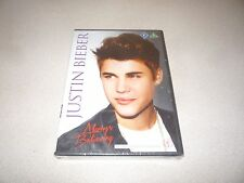 JUSTIN BIEBER ALWAYS BELIEVING : DVD BRAND NEW AND SEALED