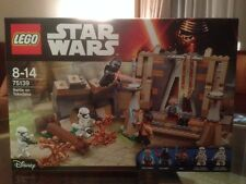 Lego 75139 Star Wars Battle On Takodana MISB