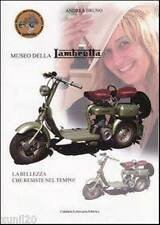 LAMBRETTA INNOCENTI IL LIBRO THE BOOK HISTORY OF THE MUSEUM