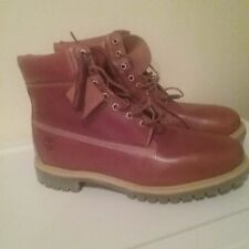 Men's Timberland Boots Ginger Size 14