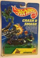 Mattel Hot Wheels: Crash And Smash Judge Dredd Bike/Motocross 14893 1995