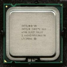 Intel Core 2 Duo E6700 (4M Cache, 2.66 GHz, 1066 MHz FSB) Socket 775