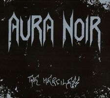 Aura Noir - The Merciless CD 2008 reissue super jewel box Peaceville press