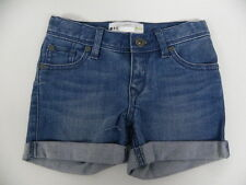 Roxy Kids Sz 5 Medium Denim Shorts TW Selah Bright Blue