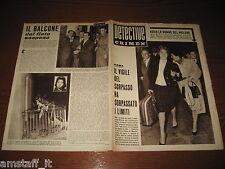 RIVISTA DETECTIVE CRIMEN=1959/46=DELITTO MAZARA DEL VALO=ZONTA BERTILLA=