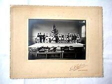 Photo Chapuis, Bécon les Bruyères - Ecole (Spectacle de Noël) Enfants, Sapin