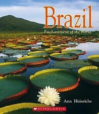 Brazil (Enchantment of the World, Second)-ExLibrary