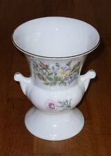 "Aynsley Bone China Wild Tudor Urn/Vase - 5.4"" High - VGC"
