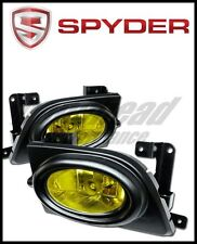 Spyder Honda Civic 06-08 4Dr OEM Fog Lights W/Switch Yellow