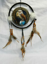 Lisa Parker Barn Owl Dream Catcher / Dreamcatcher - BNWT