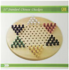 """11"""" Standard Chinese Checkers , New, Free Shipping"""