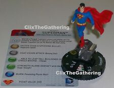 SUPERMAN #049 #49 World's Finest DC HeroClix Super Rare