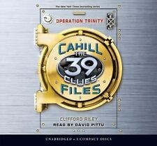 The 39 Clues Cahill Files #1 Operation Trinity by Clifford Riley Audio Library