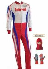 Birel 2014 Kart race suit CIK/FIA Level 2 (Free gifts)