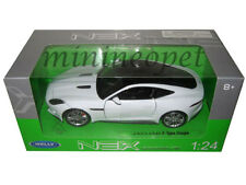 WELLY 24060 2015 15 JAGUAR F-TYPE COUPE 1/24 DIECAST MODEL CAR WHITE