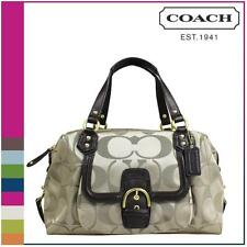 Coach F25292 Mahogany Campbell Signature Large Satchel Bag  jeptall #ShopDrop
