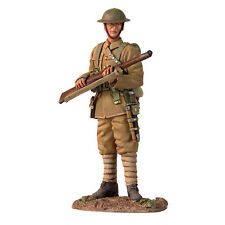 BRITAINS WORLD WAR 1 23074 1916-1917 BRITISH INFANTRY STANDING ON WATCH MIB