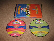 Brainetics - 2 Bonus DVDs Only - Extra Innings & Home Team Advantage