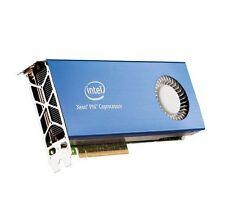 Intel SC7120A Xeon Phi 1.238 GHz Knights Corner 16GB 61-core Coprocessor Board