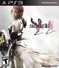 Final Fantasy XIII-2 PS3 Great Condition Complete Fast Shipping
