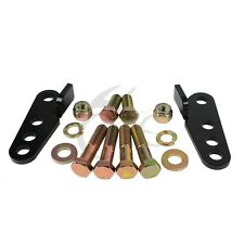 """Adjustable 1""""- 3"""" INCHES Lowering Kit For Harley Touring Electra Glide 2002-2012"""