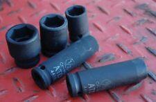 "ATD Tools 4321 1/2"" Drive 6-Point Deep Metric Impact Socket - 21mm"