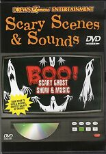 Boo: Scary Ghost Show and Music (DVD, 2006)