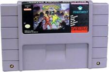 Battletoads & Double Dragon: The Ultimate Team Near-Mint SNES Super