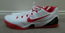 Nike Kobe Bryant IX (9) EM Basketball Sneakers Red 685776 161 Men 17.5