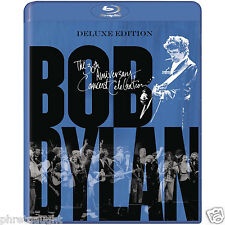 BOB DYLAN: THE 30TH ANNIVERSARY CONCERT CELEBRATION BLU-RAY - AUTHENTIC US