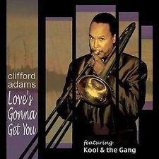 Love's Gonna Get You; Clifford Adams 2004 CD, Kool & The Gang, Orpheus Records V